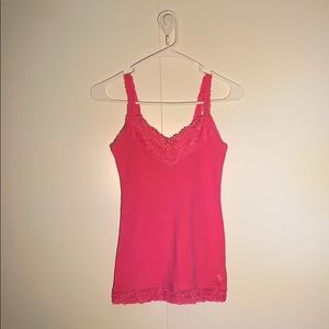 Abercrombie Pink Camisole Top